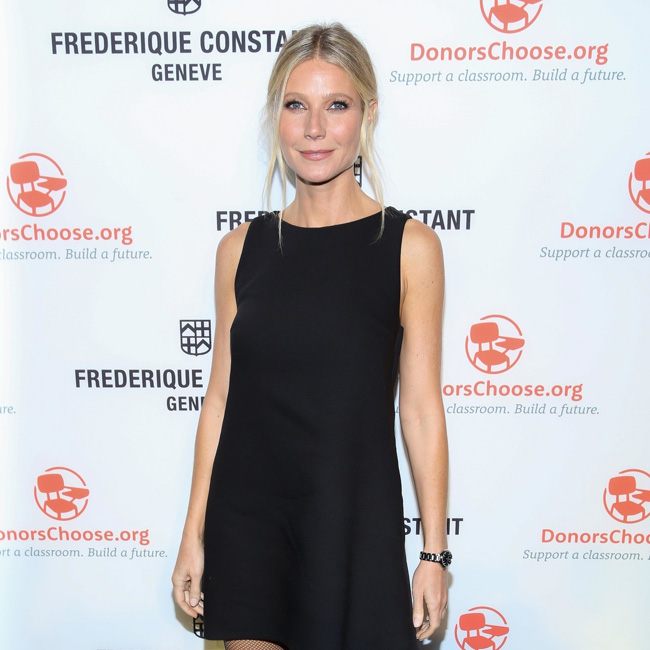 Gwyneth Paltrow attends the Frederique Constant