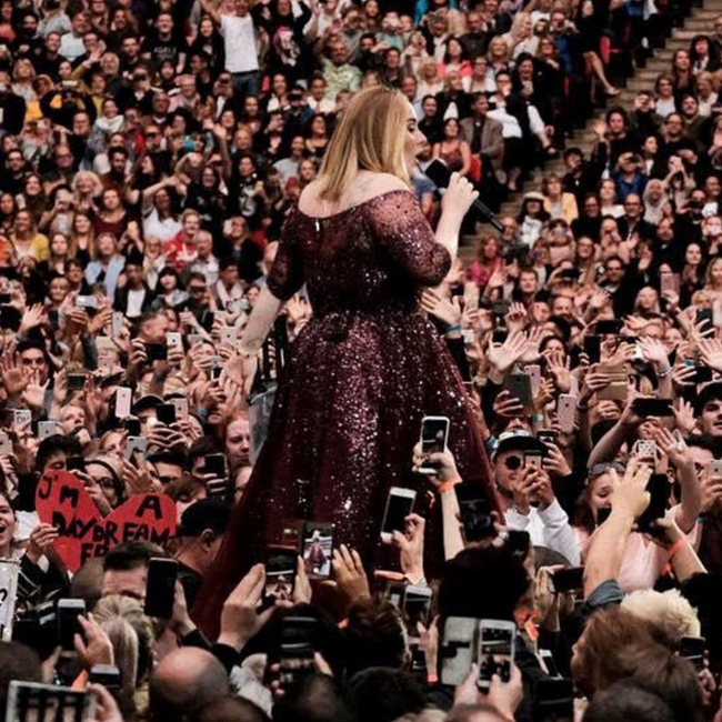 Adele - Wembley The SSE - 30.06.17 - Photoshot
