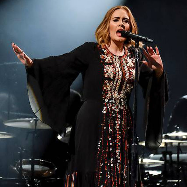 Adele - Jun 16 - Glastonbury Festival - Photoshot